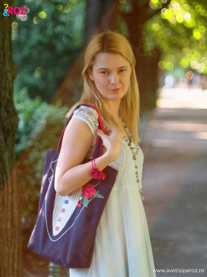 fata-in-rochie-alba-in-parc