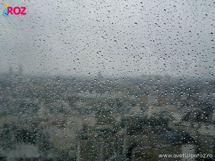 paris pe ploaie