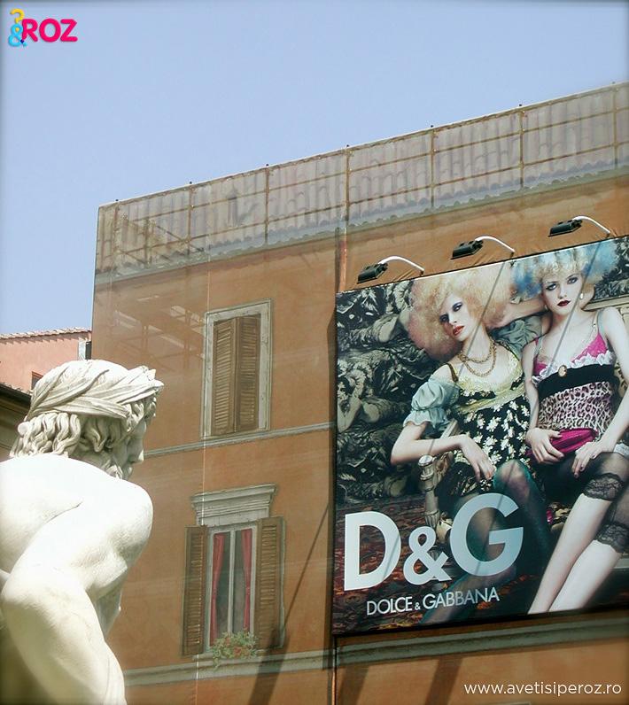 roma D&G