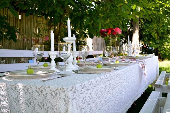 decor garden party