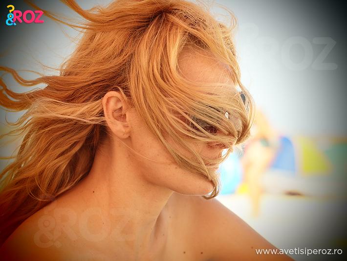 par blond in vant