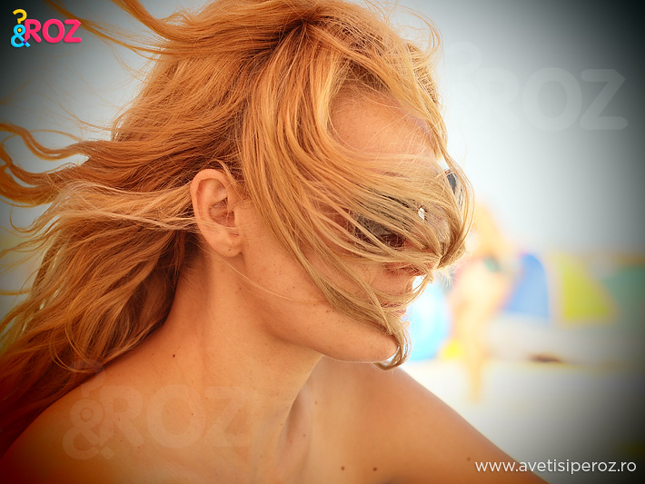 blond in vant