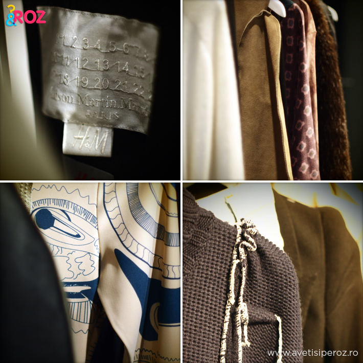 detalii haine margiela h&m