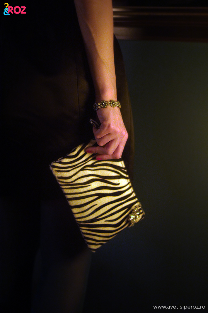 plic animal print zara