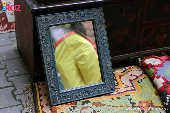 oglinda muzeul taranului bucuresti
