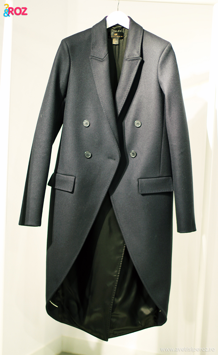 palton pinguin hm 2013