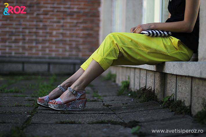 sandale esprit si pantaloni cos