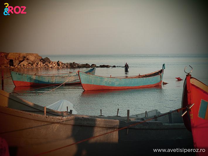 barci in 2 mai, romania