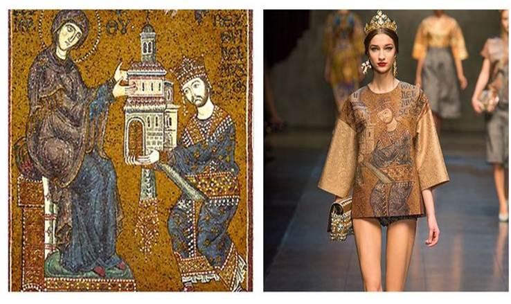 dolce and gabbana vs catedrala monreale