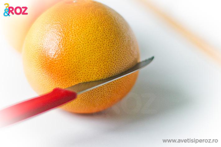 grepfrut taiat