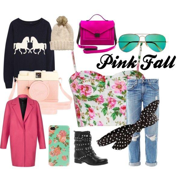 pink fall aveti si pe roz