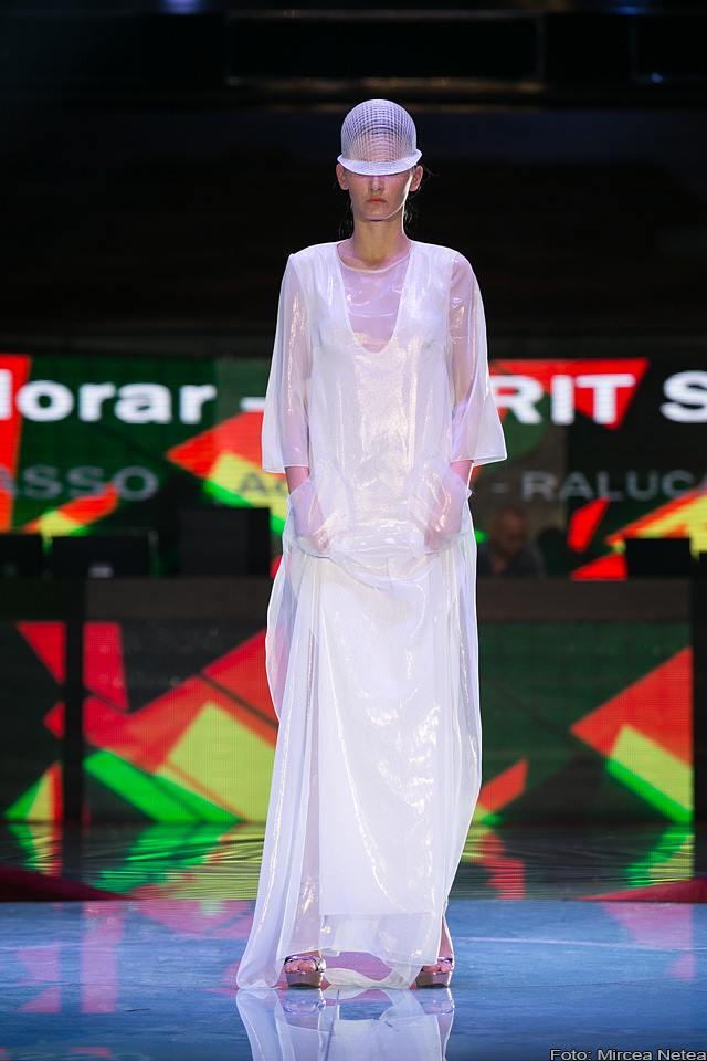 Alina Morar la gala avanpremiere