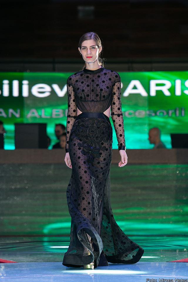 Natalia Vasiliev rochie seara