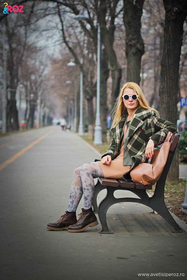blogger fashion tinuta de iarna