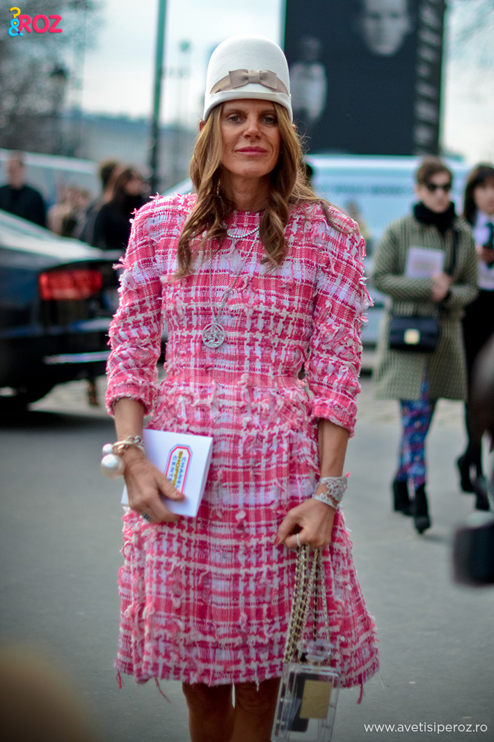 anna dello russo before chanel 2014