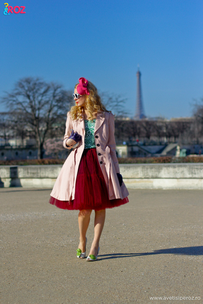 blogger fashion in paris