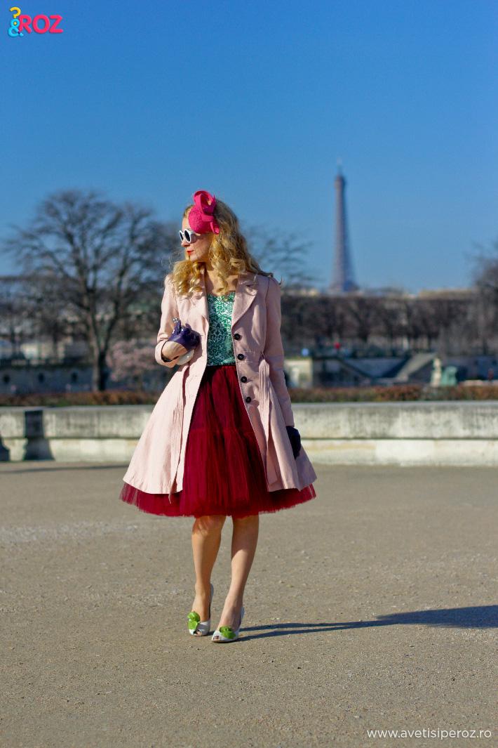 blogger fashion in paris