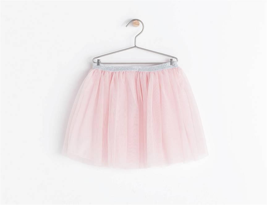 zara ballerina skirt