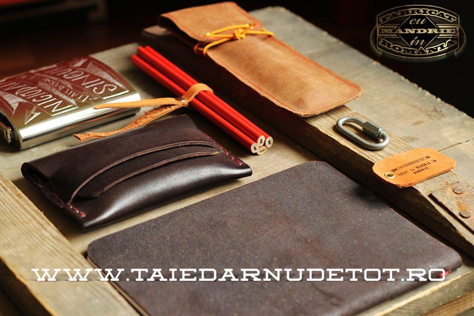 produse piele handmade