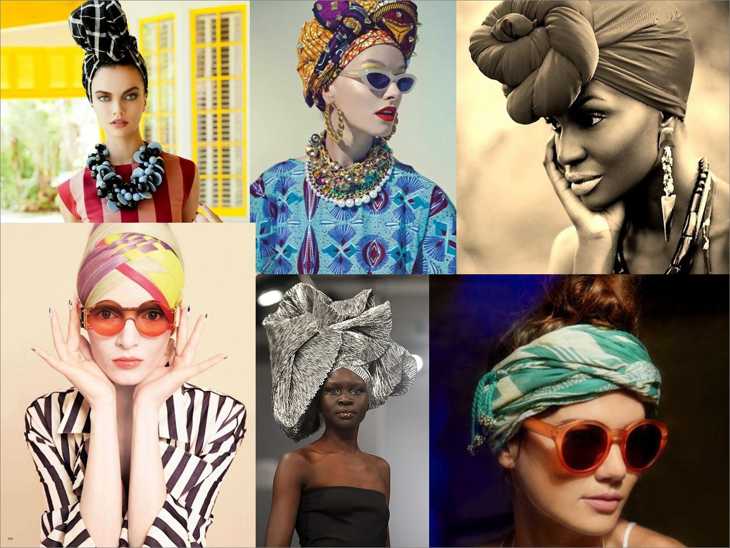 idei de tinute cu turban