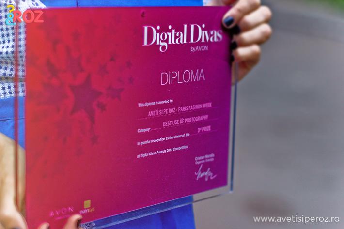 premiu aveti si pe roz digital divas