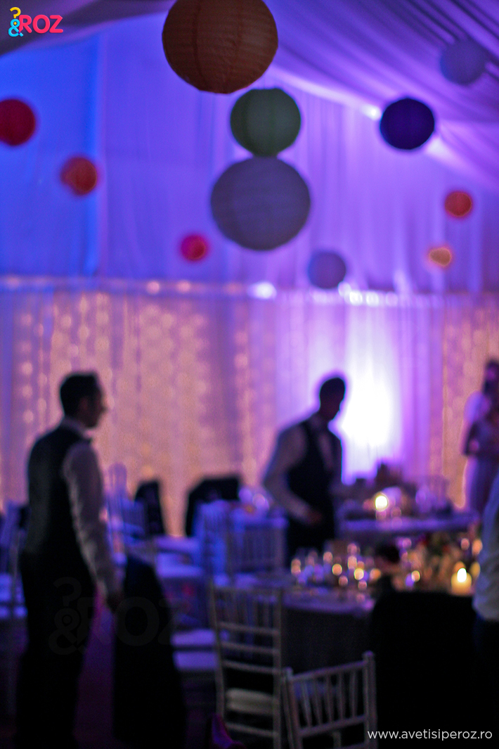 lampioane nunta