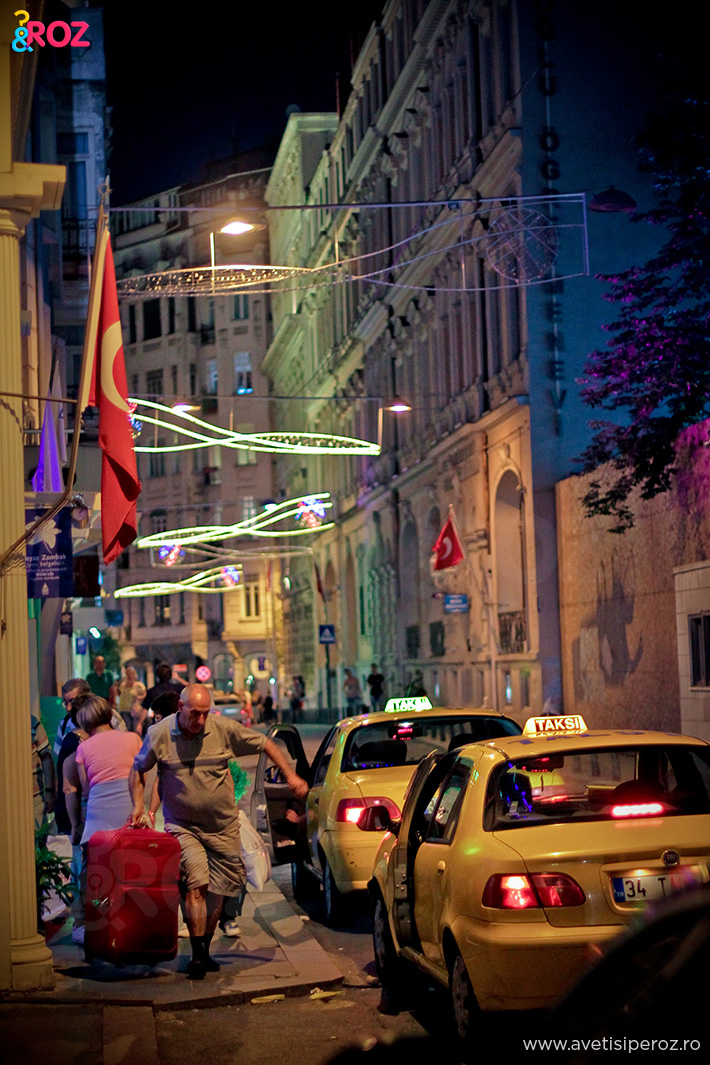 august in istanbul
