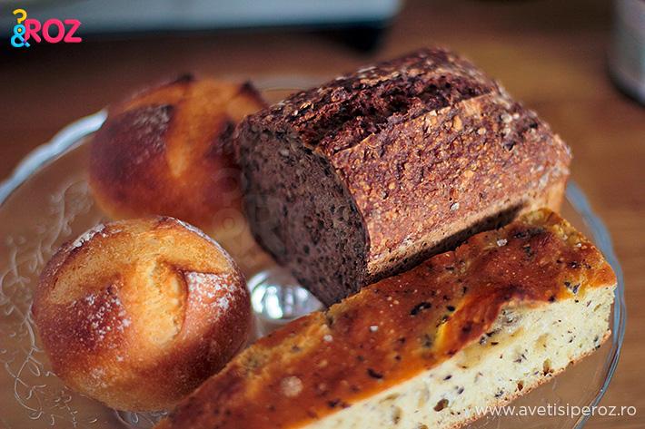 diferite tipuri de paine pain plaisir