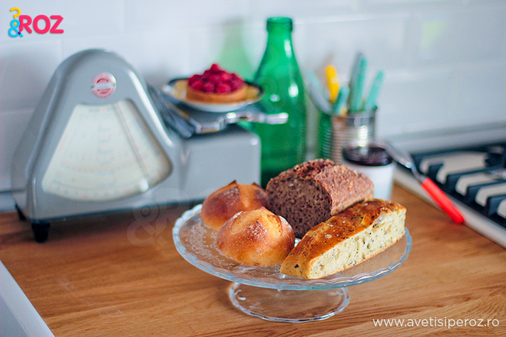 mic dejun cu paine pain plaisir