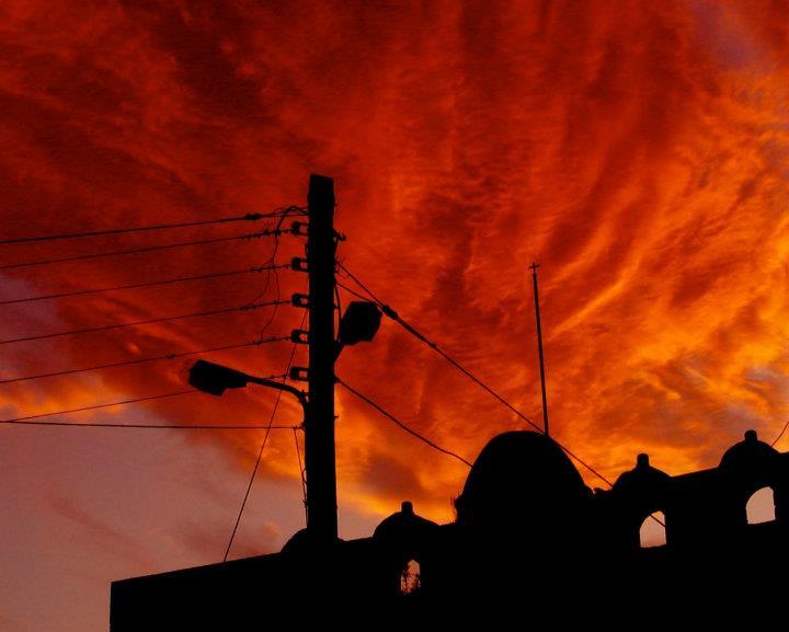 foc pe cer