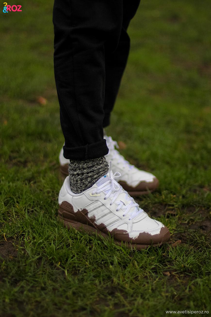 mud adidas