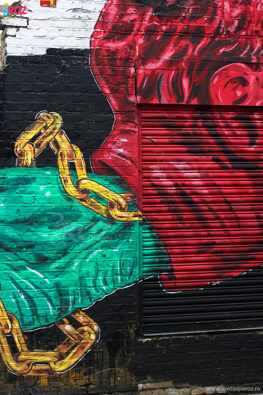 street art londra