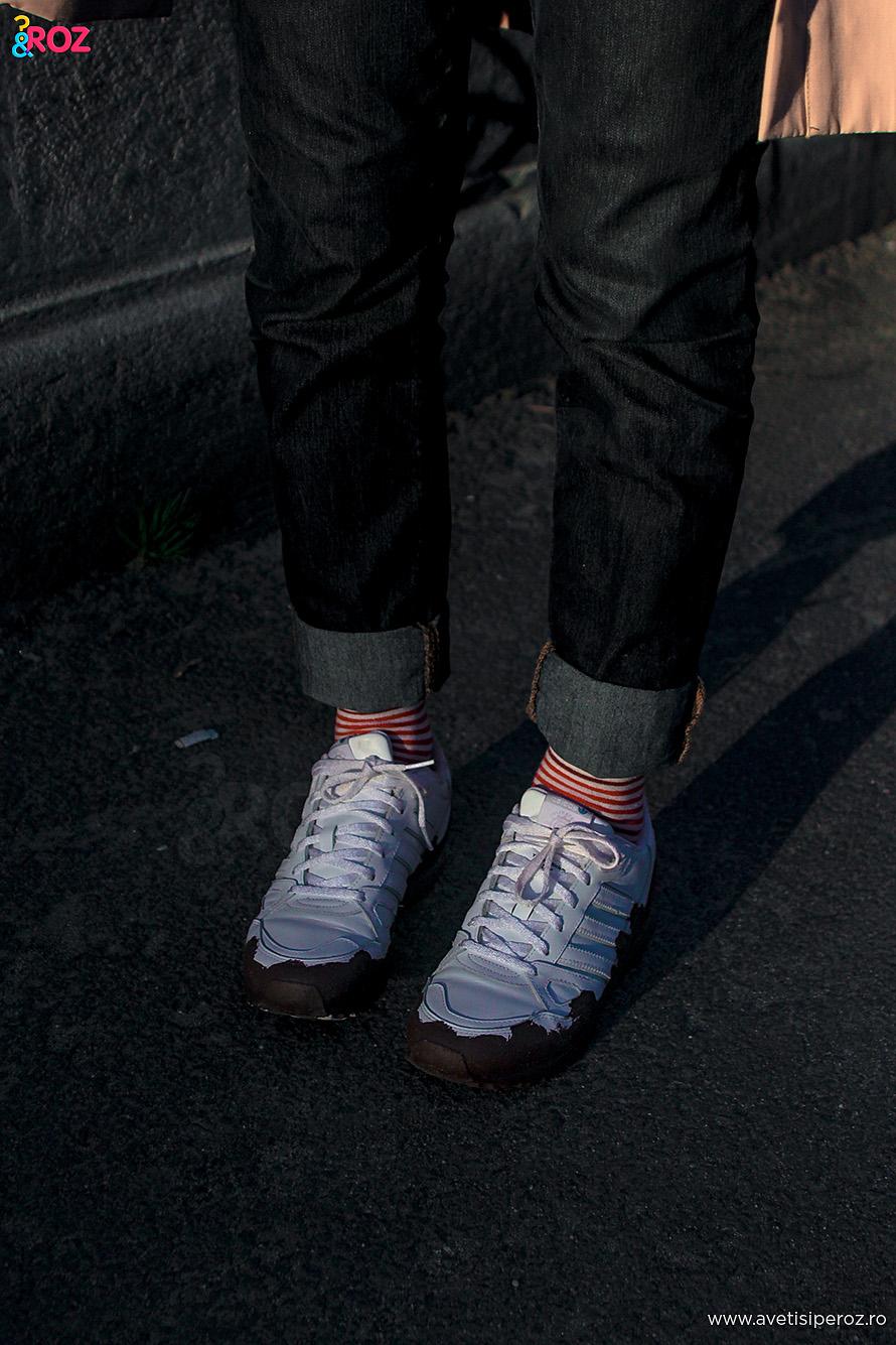 adidas mud