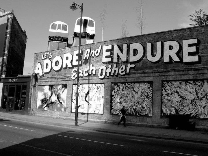 adore and endure london