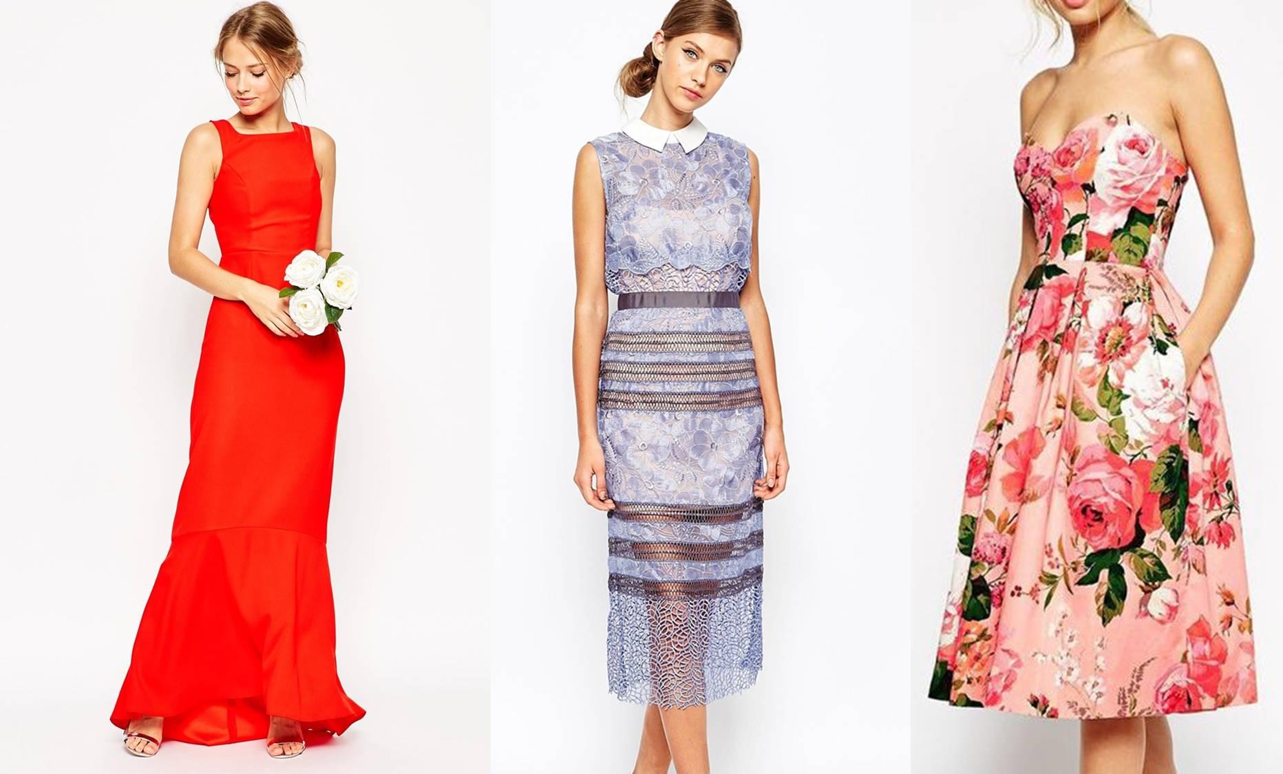 rochii de nunta asos
