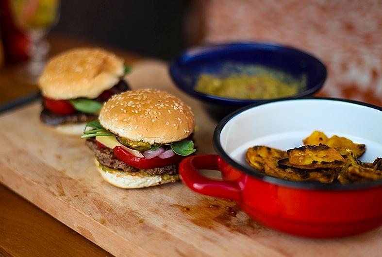 burgeri vegetali facuti acasa