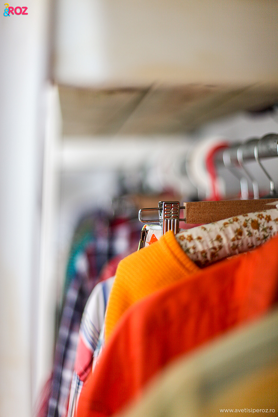 haine aranjate dressing