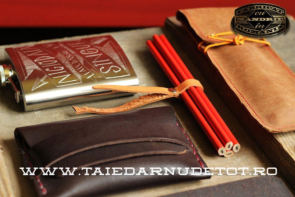 produse handmade piele romania