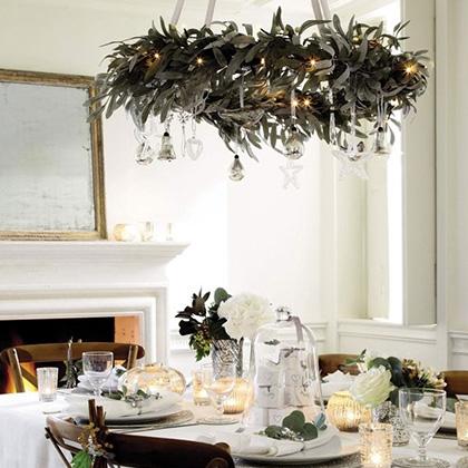 cum decoram masa de revelion