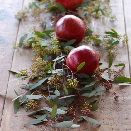 decor cu fructe