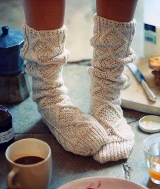 sosete lana iarna