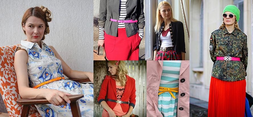 blogger fashion tinute cu curea