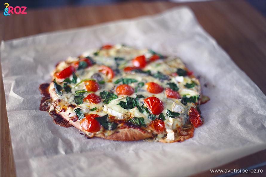 idei pizza acasa