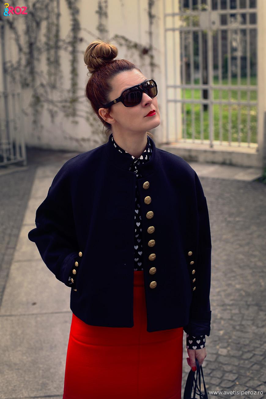 blogger fashion romania