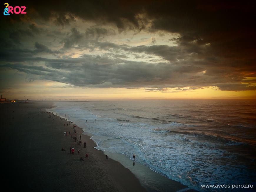 plaja-haga apus
