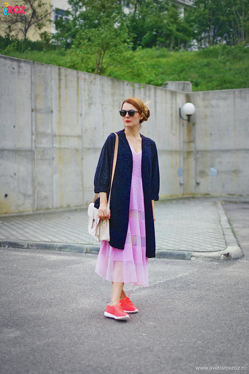 pulovar cos si rochie asos