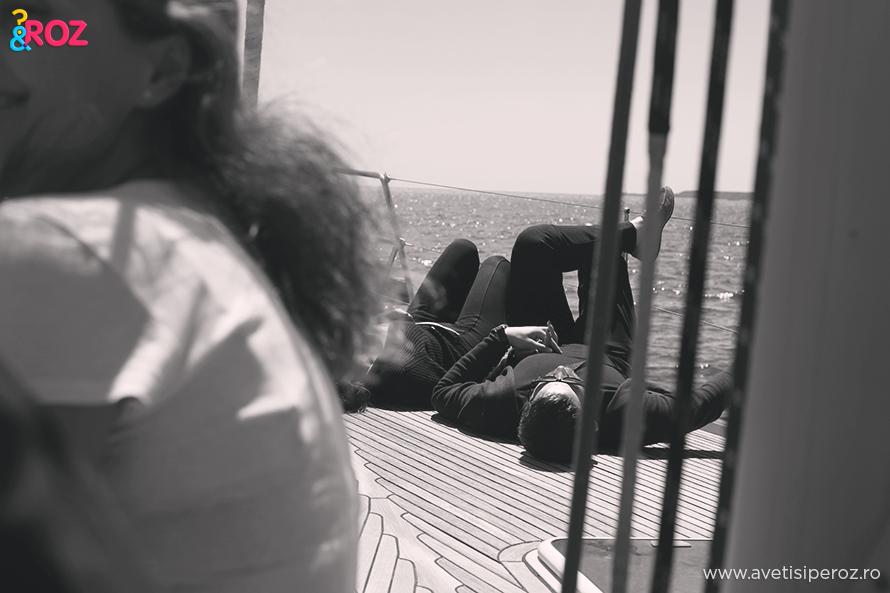 iubire pe barca