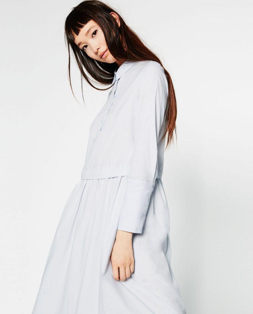 rochie lunga zara