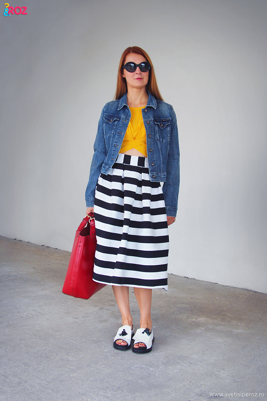 tinute fashion blogger romania