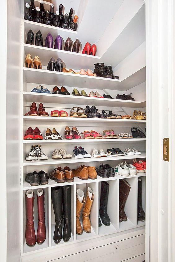 dulap pentru pantofi